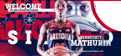Arizona Men's Basketball